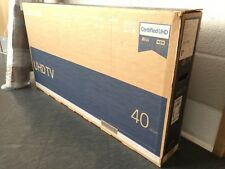 "New Samsung UE40MU6120 A Rated 40"" 4K Ultra HD Smart LED TV in Black"