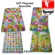 Foam Playmat Soft Animals Transport alphabet Number Sponge Child Learning
