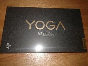 "Brand New Lenovo Yoga Smart Tab Tablet 10.1"" 64GB 4GB YT-X705F Grey"