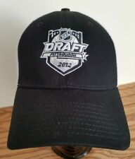 Pittsburgh Penguins 2012 NHL Entry Draft Hat Cap Embroidered Vintage Stretch Fit