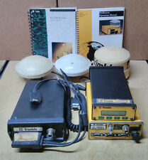 Lot Trimble Equipment Antenna Beacon GPS Base Station Receiver
