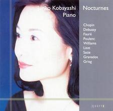 Nocturnes by Junko Kobayashi Classical Piano chopin faure debussy granados liszt