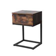Levede Bedside Tables Drawers Side Table Wood Nightstand Storage Cabinet Unit