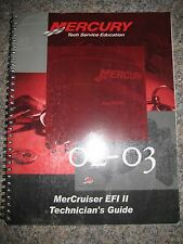 Mercruiser EFI II Technician's Guide