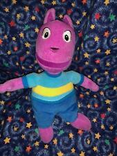 "Ty Beanie Babies Backyardigans PABLO 8"" Beanbag Plush Stuffed Toy"