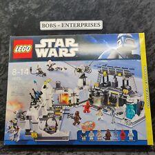 LEGO Star Wars Hoth Echo Base (7879) New in Box Retired l-14
