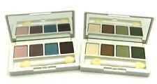 Lot of 2:Clinique All About Shadow QUAD- 03 Morning Java / 05 on Safari- 8 Shade