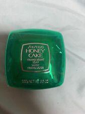Shiseido Special Honey Cake Translucent Soap E-4 (Green) 3.5oz/100g