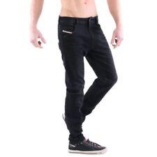 Jeans noir Diesel pour homme taille 34