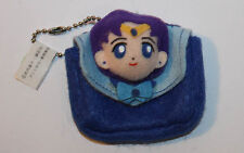 1994 Bandai Sailor Moon Mercury Scout Keychain Small Small Purse