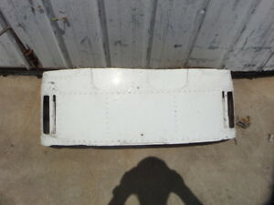 CESSNA 172A, MAIN LANDING GEAR BOX / BULKHEAD ASSEMBLY . SN-49224