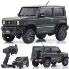 NEW Kyosho Mini-Z 4X4 Jimny Sierra Jungle GRN RTR Crawling Car FREE US SHIP