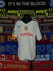 5/5 Valencia boys 13/15 yrs 158-170cm 2005 home football shirt jersey camiseta