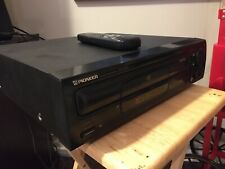 laserdisc player pioneer CLD-S304 Works Great With remote & Selection Of Discs