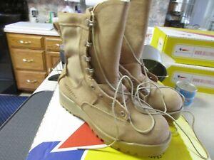 BELLEVILLE WOMENS F795 V INSULATED WATERPROOF DESERT BOOTS Size 7 1/2 Reg NIB