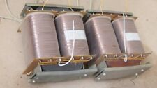 TWO PP OUTPUT TRANSFORMERS for 6s33s  6AS7G  KT88  El 34  tubes .