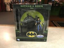 2007 DC Universe Batman & Robin Blue Chase Figure Set 2 Pack TRU Toys R Us MIB