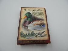 American Expedition Mallard Duck Playing Cards