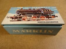 MARKLIN MÄRKLIN HO 3000 BOXED / LOCOMOTIVE-TENDER