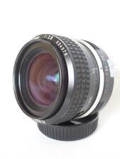 Nikon Nikkor 28mm f/2.8 Non-AI Manual Focus Lens No Ai-S