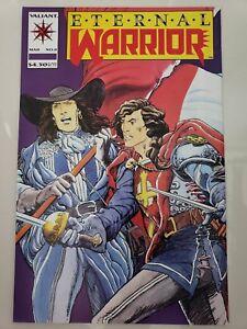 ARCHER & ARMSTRONG / ETERNAL WARRIOR #8 FLIPBOOK 1993 1ST APPEARANCE TIMEWALKER