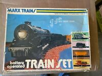Marx Battery Powered Freight Set HK-6914