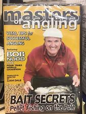 Masters of Angling - Bait Secrets - Pellet Fishing on the Pole - Bob Nudd MBE DV