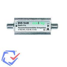 Miniatur-Inline-Verstärker 12 V für Kabelfernsehen oder Antene