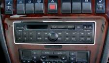 D Audi A8 D2 Chrom Rahmen für Radio - Edelstahl poliert