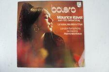 Ravel al 100 COMPLEANNO LSO Pierre Monteux la valse ma mère Bolero lòye (lp33)