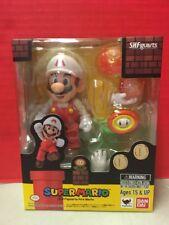 Super Mario Fire Mario Nintendo SHFiguarts Figure Bluefin Bandai 2015 Japan