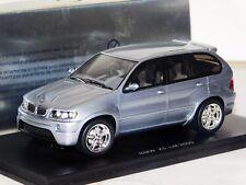 BMW X5 LM 2000 LE MANS SERIES V12 700HP SPARK S0490 1/43