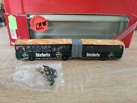 Herpa Bus H0 1:87 Kässbohrer Setra SG 221 UL Gelenkbus Diebels