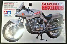 SUZUKI KATANA GSX1100S MOTORCYCLE -Tamiya Model Kit 1/12  NEW - FACTORY SEALED