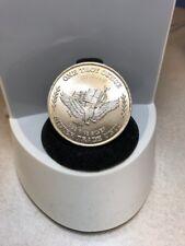 1981 US Strategic Stockpile San Francisco 1 Troy Ounce .999 Fine Silver Coin