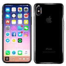 Ultraslim Cover für iPhone X Case Schutz Hülle Silikon TPU Tasche