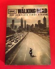 The Walking Dead AMC First 1st Season 1 one (Blu-ray Disc, 2011,2-Disc Set)
