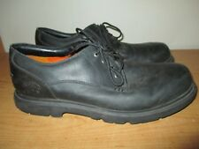 Timberland Smart Comfort System Men's Size 12 Leather Casual / Work Shoes - Nice