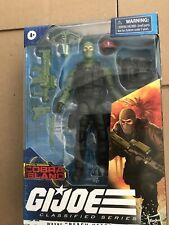 G.I. Joe Classified Series IN HAND Wayne Sneeden Cobra Island Target Exclusive