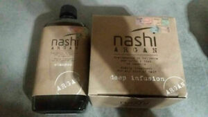 Nashi argan shampoo 500 ml mask 500 ml