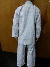 Bjj Kimono jiu jitsu Good luck gi in white color A2 NOLOGO
