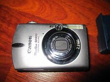 POWERSHOT SD500 FOR PARTS