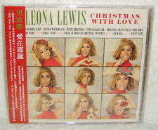 Leona Lewis Christmas, With Love 2013 Taiwan CD w/OBI
