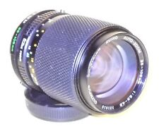 ZUIKO ZOOM 35-105 f Olympus OM extremely good condition