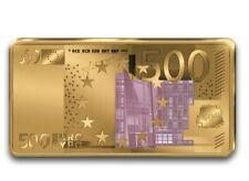 Barren 999er Gold 500 Euro Schein max. 10x pro Haushalt
