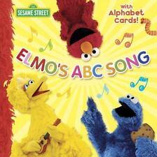 Elmo's ABC Song (Sesame Street) (Paperback or Softback)