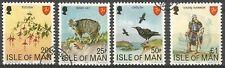 ISLE OF MAN ; Mi. 133/136 gebruikt/used