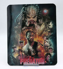 PREDATOR - Glossy Fridge or Bluray Steelbook Magnet Cover (NOT LENTICULAR)