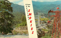 Postcard Greetings From The Smokies, Tennessee