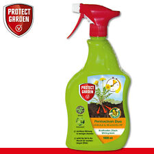 Protect Garden 1000ml Permaclean Duo Mauvaise Herbe & Wurzel-Ex Af Tueurs